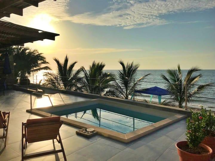 North Paradise - Casa El Almirante - Zorritos