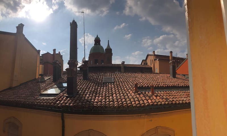 Wonderful place in the heart of Bologna!