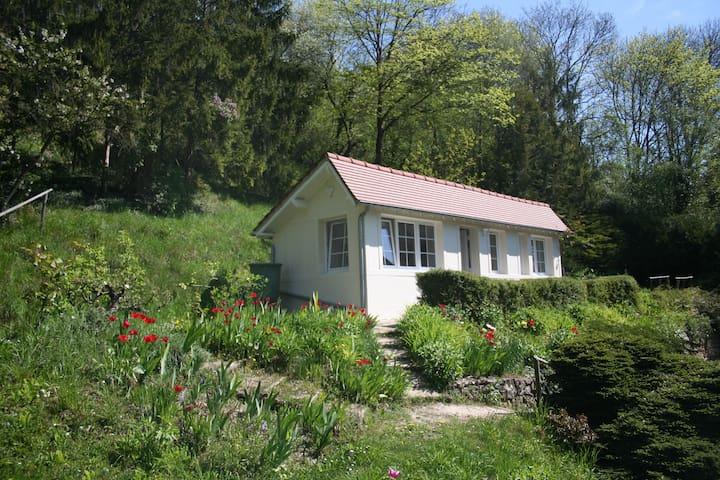 Charmante Maisonnette dans le Vexin - Vaux-sur-Seine - Dům