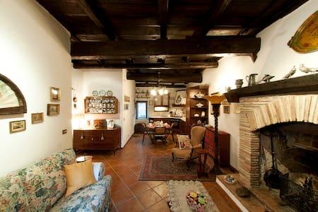 Casa Luisa nel Borgo di Mazzano RM