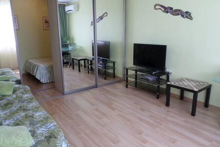 Уютная, солнечная квартира с авторским ремонтом - Apartment