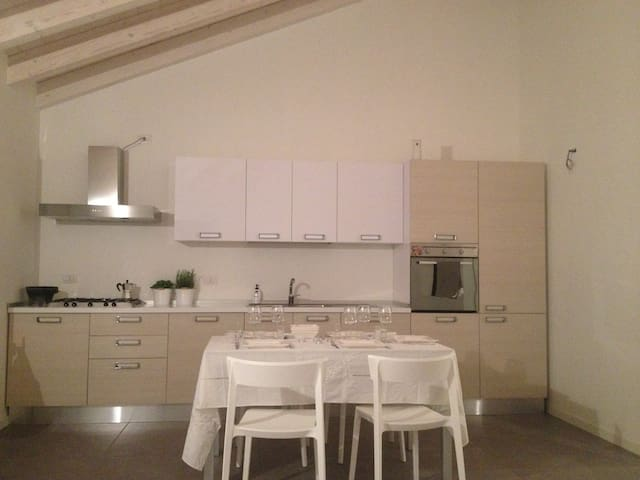 Modern&New Apartment in Varese - Varese - Pis