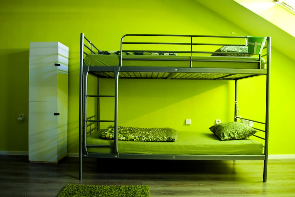 Shared dorm low cost