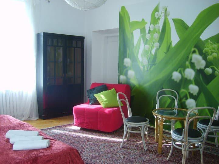 Green Room in Kronenbergs' Villa, Free Parking