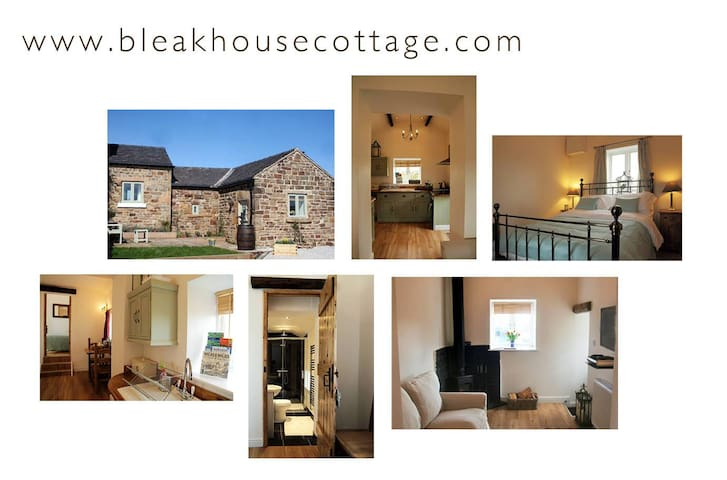 Bleak House Cottage, Longor, Peak District - Longnor - House