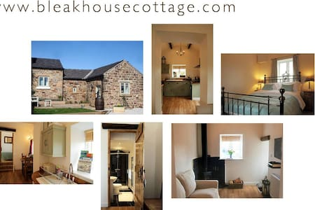 Bleak House Cottage - Luxury Award Winning Cottage - Longnor