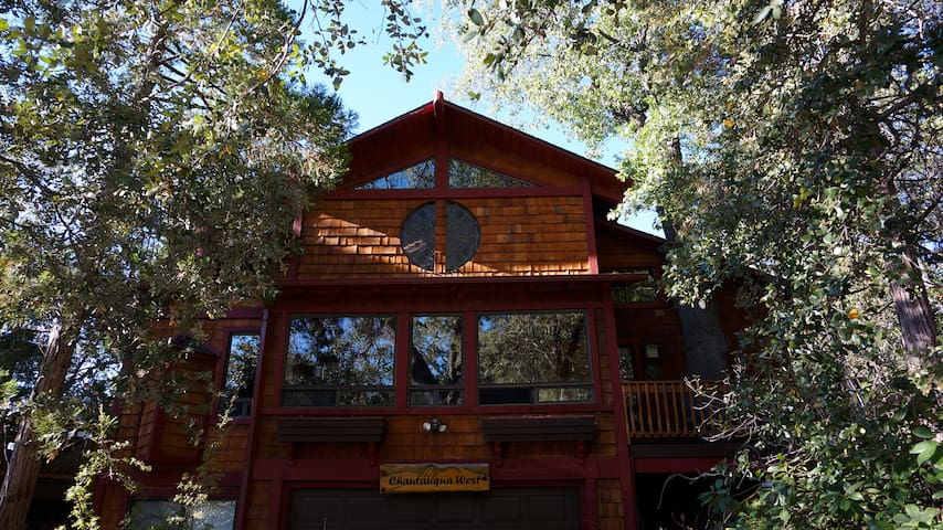 ChautauquaWest-Magical Retreat for Artists @ Heart - Idyllwild-Pine Cove