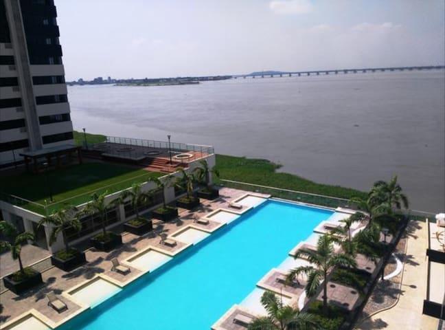Luxury Dept Bellini II, Puerto Santa Ana,Guayaquil