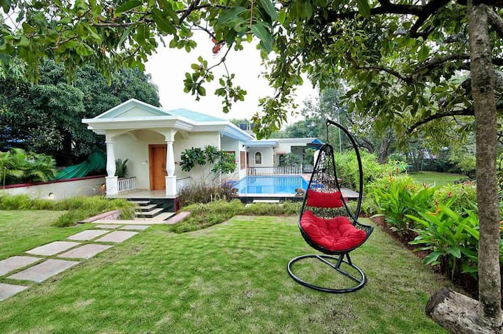 Serene Oasis 3BHK with a Biggest Pool
