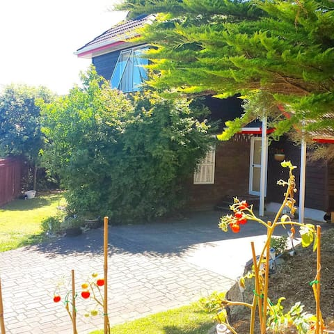 Tranquil Riverside Homestay - Lower Hutt - Dom