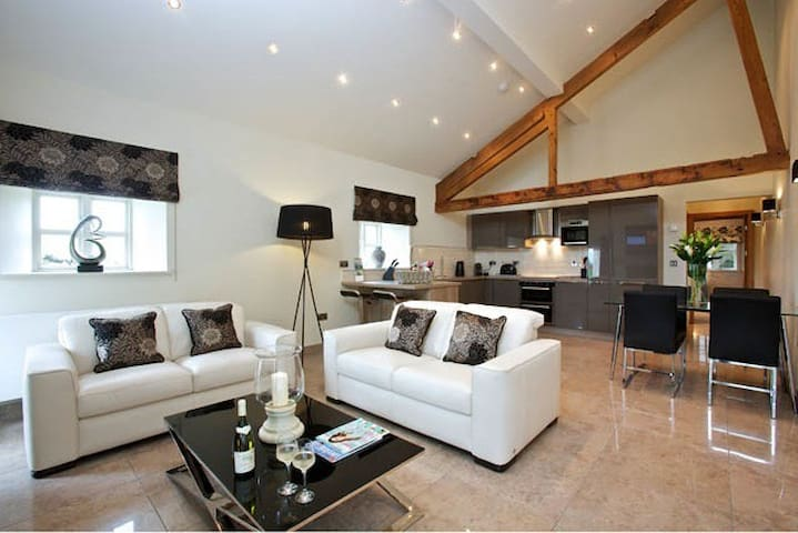 Five Star Contemporary Barn - Kirkby Lonsdale - House