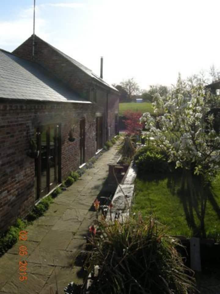 Glooston village Barn conversion.
