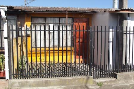 Casa con habitaciones individuales - Coronel - House