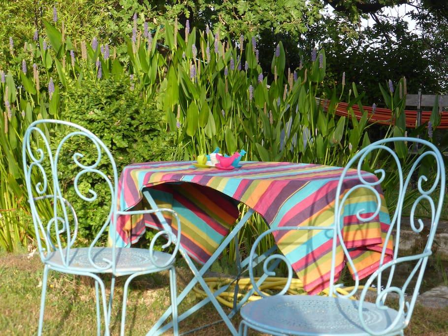 maison piscine vue mer et village penta di casinca. Black Bedroom Furniture Sets. Home Design Ideas