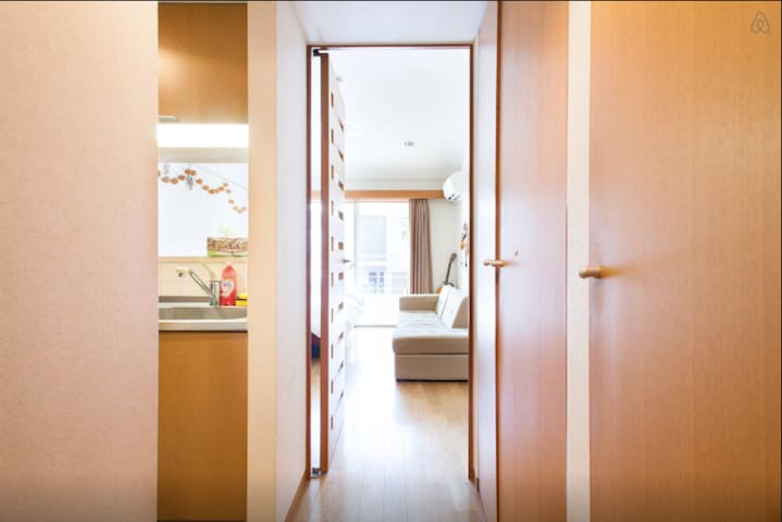 This Location is Everything! NAKAMEGURO! - Meguro-ku - Apartment
