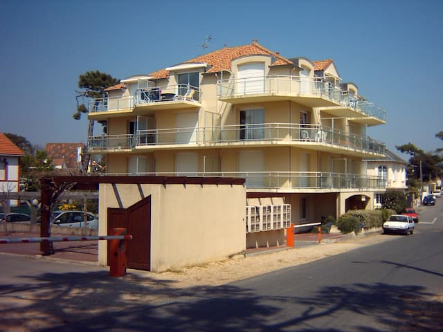 L'exception à 50 m de la plage !!! - Saint-Brevin-les-Pins - Apartmen