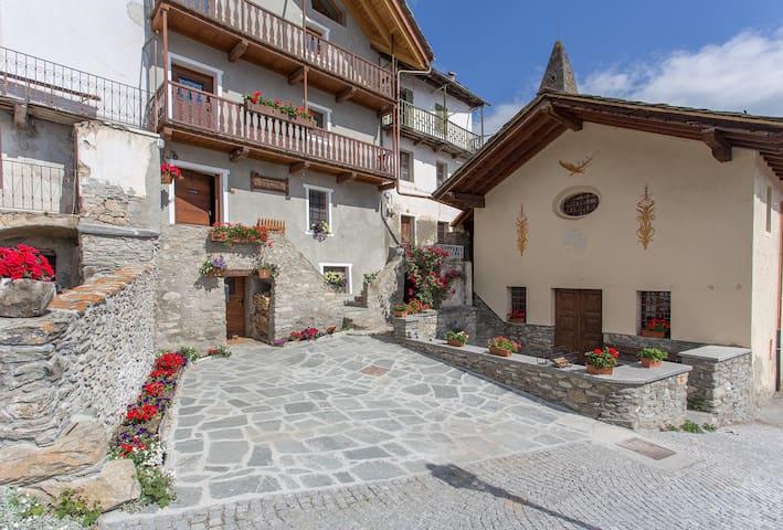 Centro del villaggio