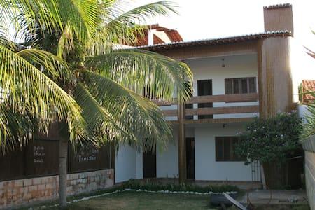 Beach House Genipabu - Natal-RN-BR - Extremoz  - Casa