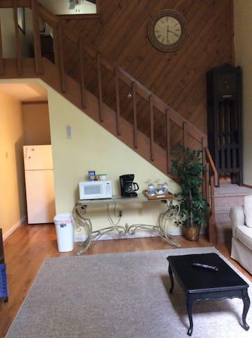Cozy Pocono Getaway - Albrightsville - Appartement