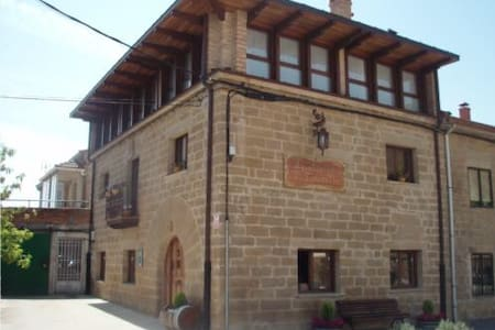 Rioja Alavesa. Leza. Laguardia