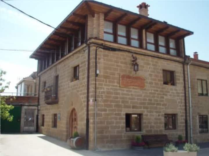 Casa en Rioja Alavesa. Leza. El Encuentro