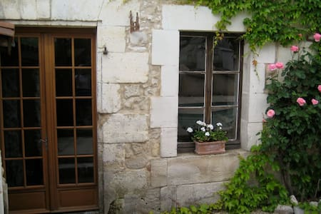 Lovely Centre-ville 2 bed with pool - Tocane-Saint-Apre - House - 1