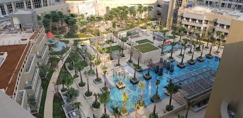 New Studio Taman Anggrek Residence Mall connected