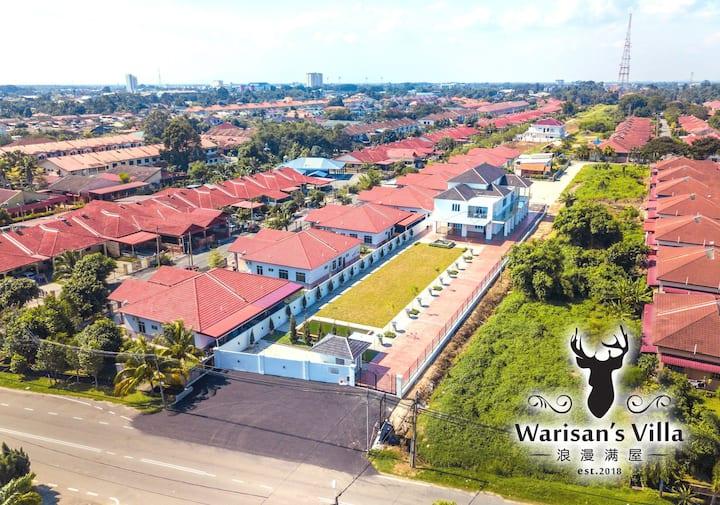 Warisan's Villa (浪漫满屋)