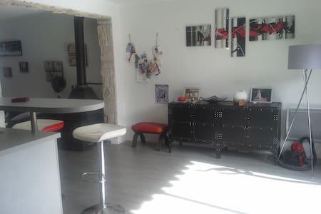 Maison 86 m2.Calme,idéale famille - TAVERNY