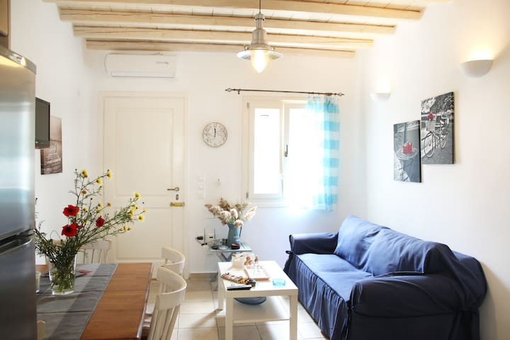 Twenty one maisonette - Platis Gialos