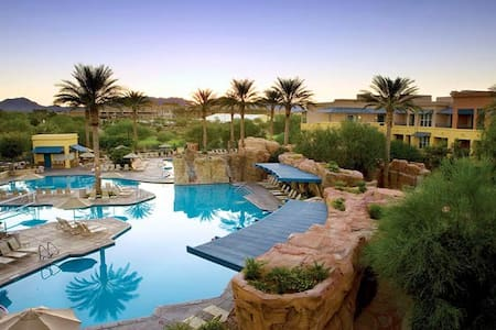 Marriott Canyon Villas -  2BR Villa - Phoenix