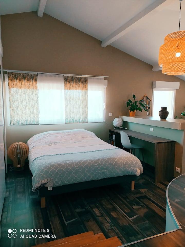 chambre cosy et spa Sud de France