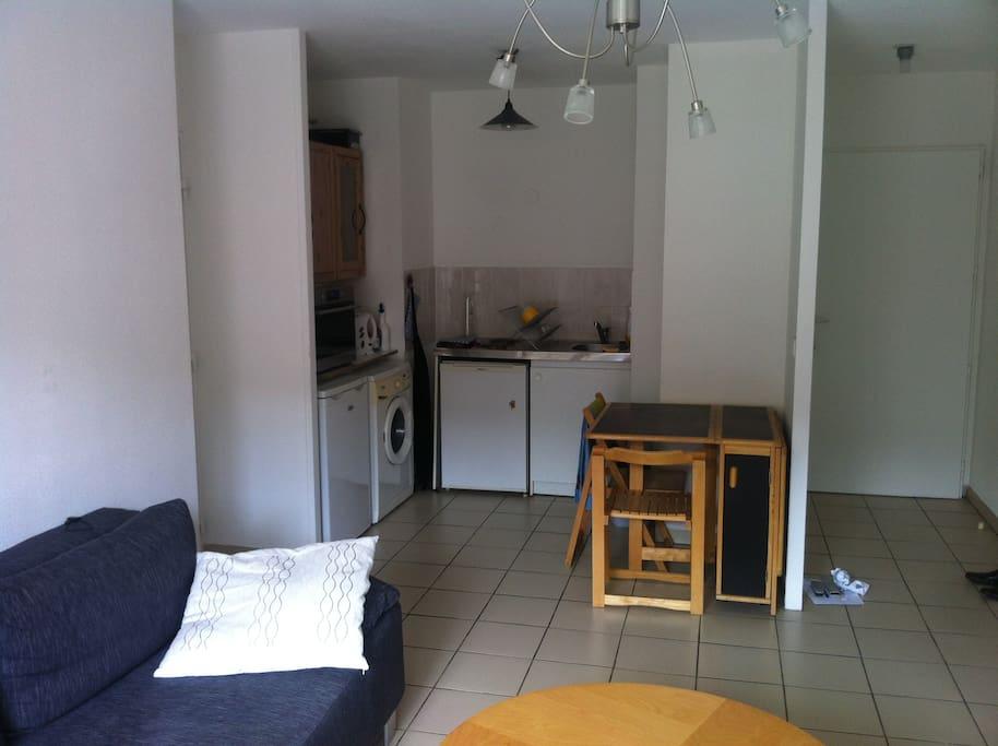 T2 m rignac limite bordeaux appartements louer for Location appartement t2 bordeaux victoire