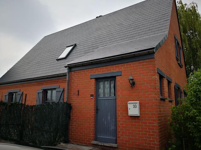 Chambre à louer dans maison de campagne