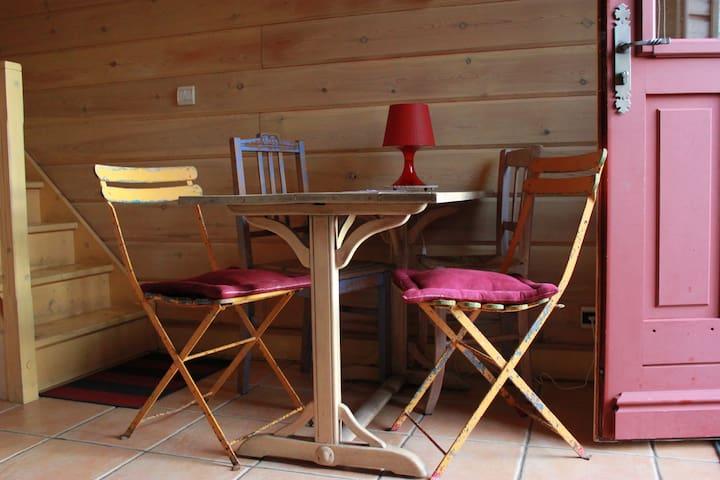 Le Studio - Le Deauville  duplex  2 / 3 pers sauna