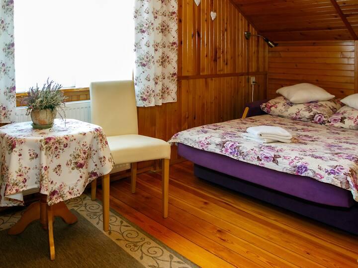 Pokój śliwkowy