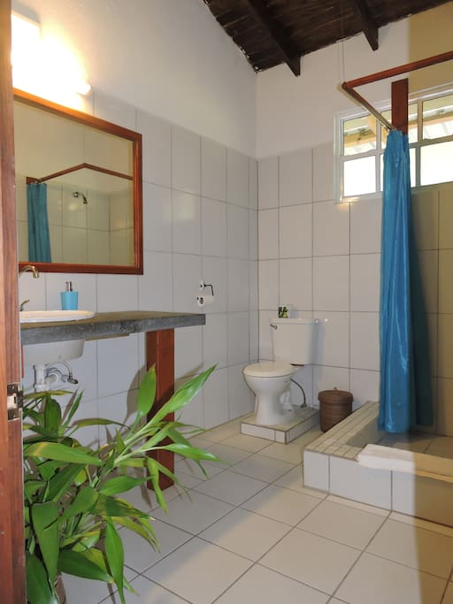Bathroom in the more comport