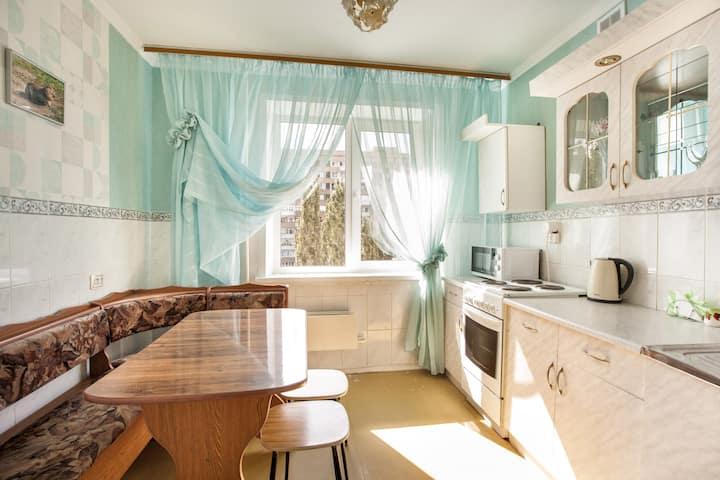 Уютная квартира на бульваре Гая