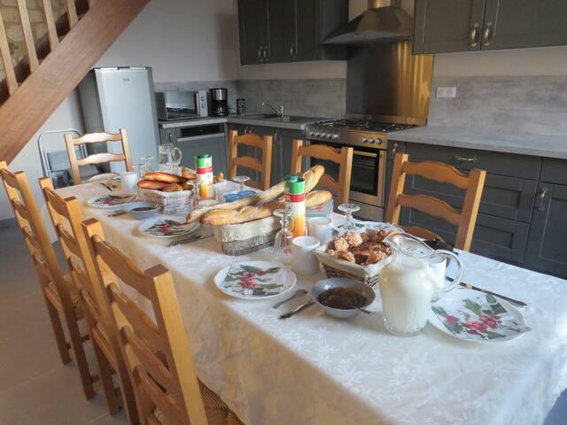 Les Chambres de la Mare aux Saules - Sausseuzemare-en-Caux - Guesthouse