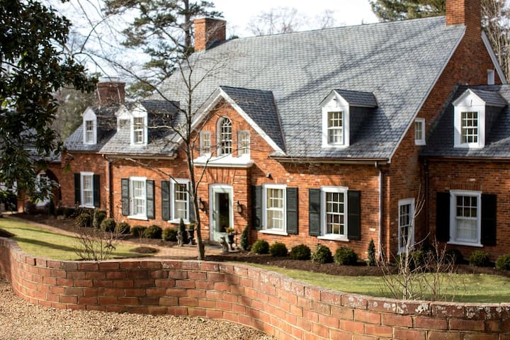 Hoos` Homestead | Historic UVA area home in serene neighborhood