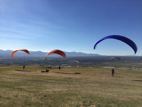 Paragliding # 1 Choice