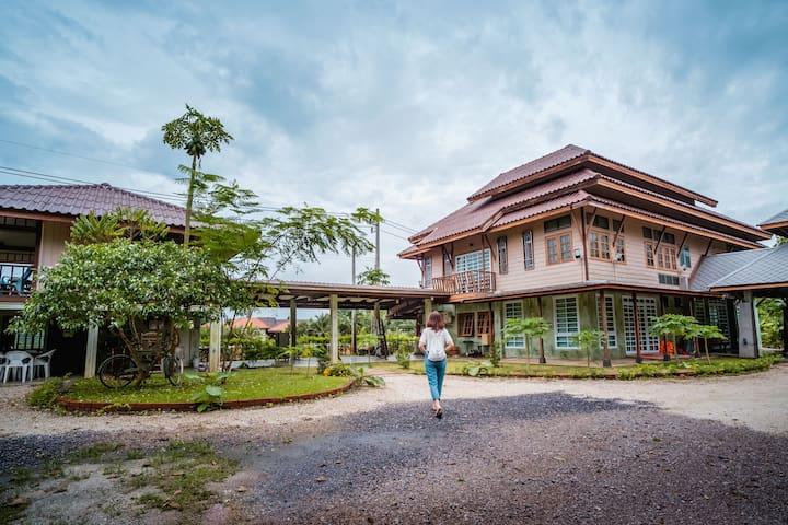 Naibara villa for rent
