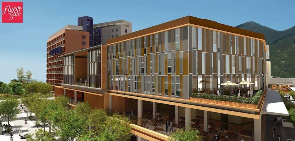Departamento en Monterrey Nuevo Sur, cerca del Tec - Monterrey - Apartment