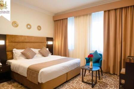 Salalah Royals Hotel welcomes you with pleasure
