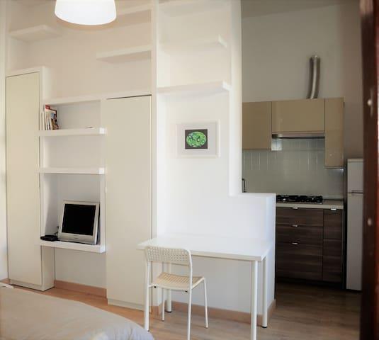 Monolocale con divano - Campobasso - Appartement
