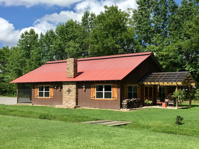 Barn Again is now a home for people!