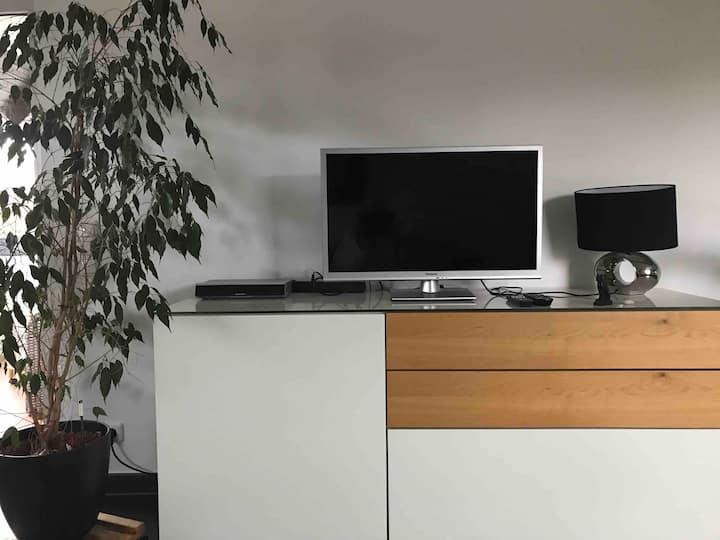 Moderne, frisch renovierte Wohnung
