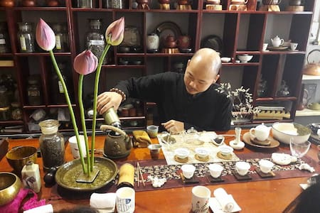 House of Tea Master in Vietnam