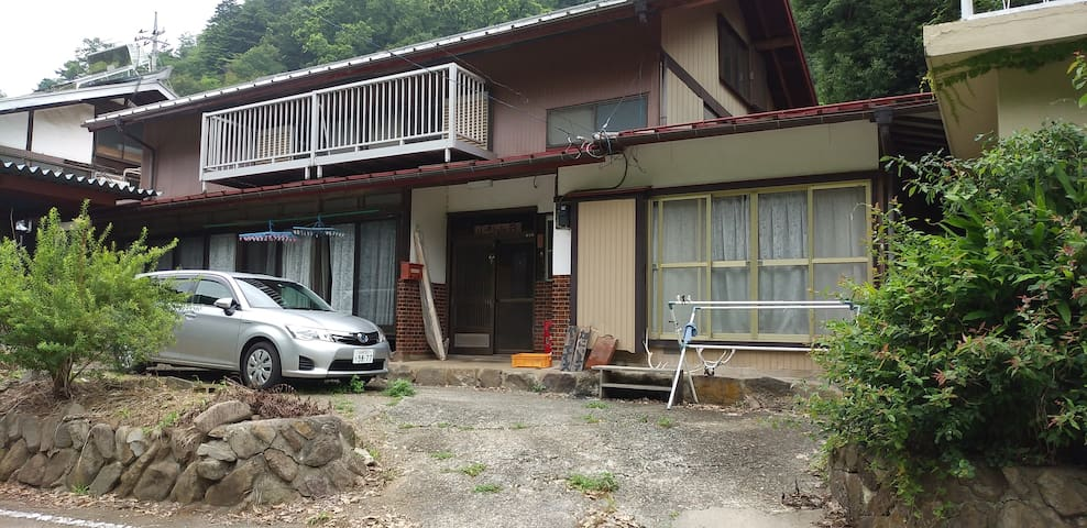 Farmhouse inn Ogata Yamaso~農家民宿小形山荘~