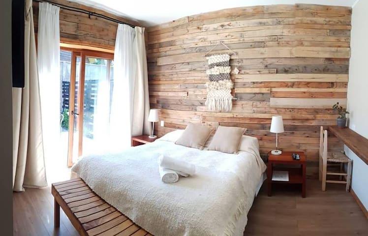 Habitación Doble Matrimonial - Hotel 381